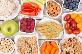 Smart and Healthy Snacking